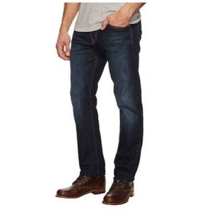 AG Goldschmied the Matchbox slim straight size 31